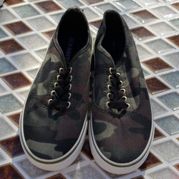Old Navy Shoes   Boys Camo   Poshmark